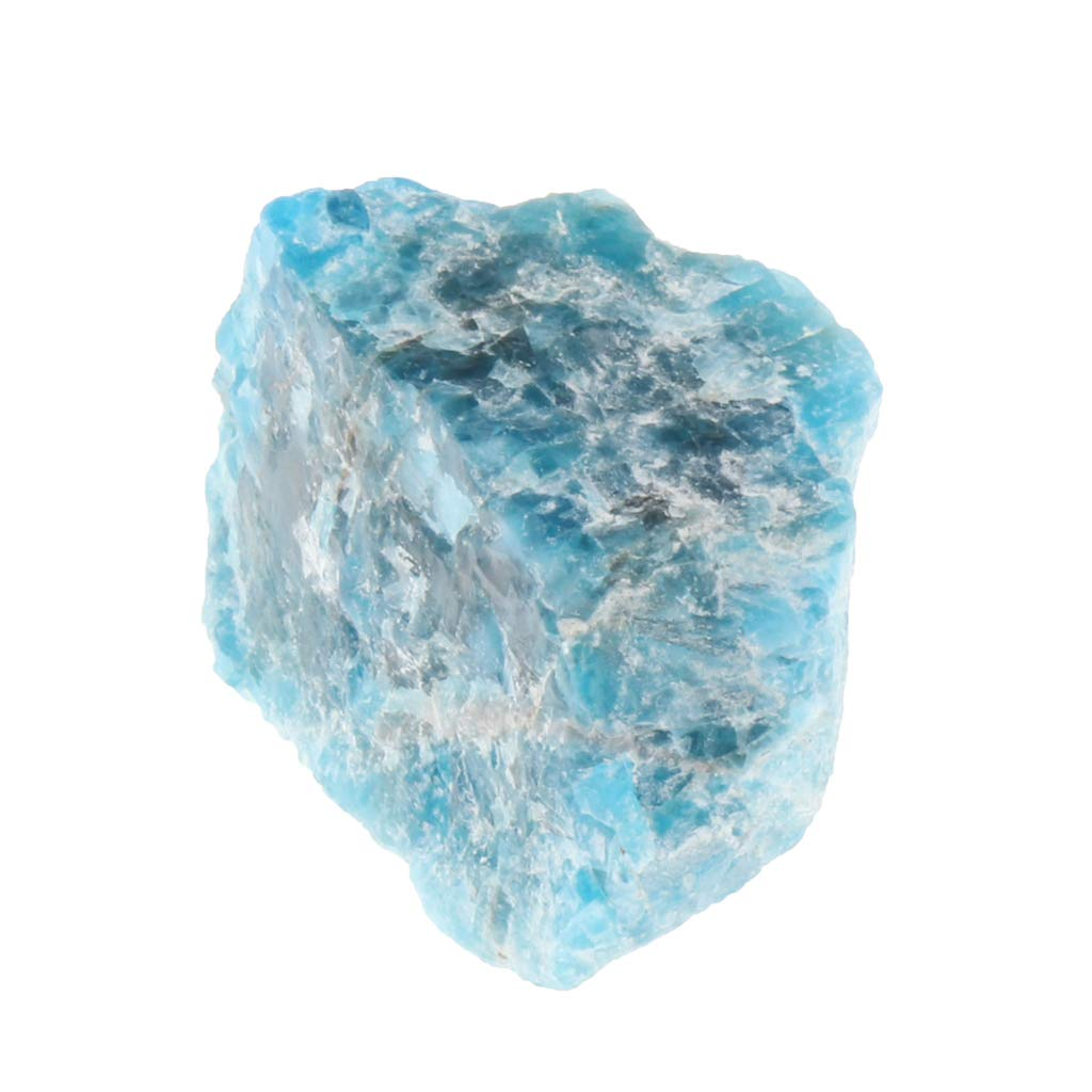 Azul Claro 10-20g Sharplace Azul Verde Apatita Cristal Piedra Natural Mineral en Bruto Muestra 5-9g 10-20g