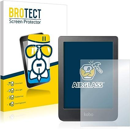 BROTECT Protector Pantalla Cristal Compatible con Kobo Clara HD (6 ...