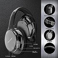 Casque Audio Bluetooth à Réduction de Bruit: