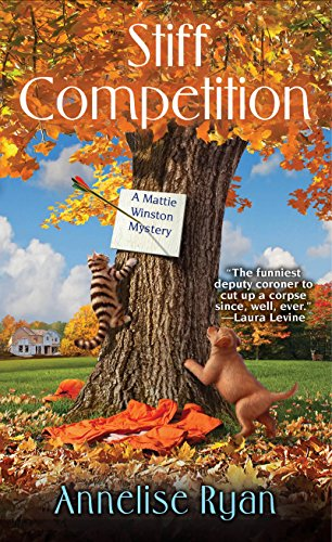 Stiff Competition (Mattie Winston Mysteries Book 7)