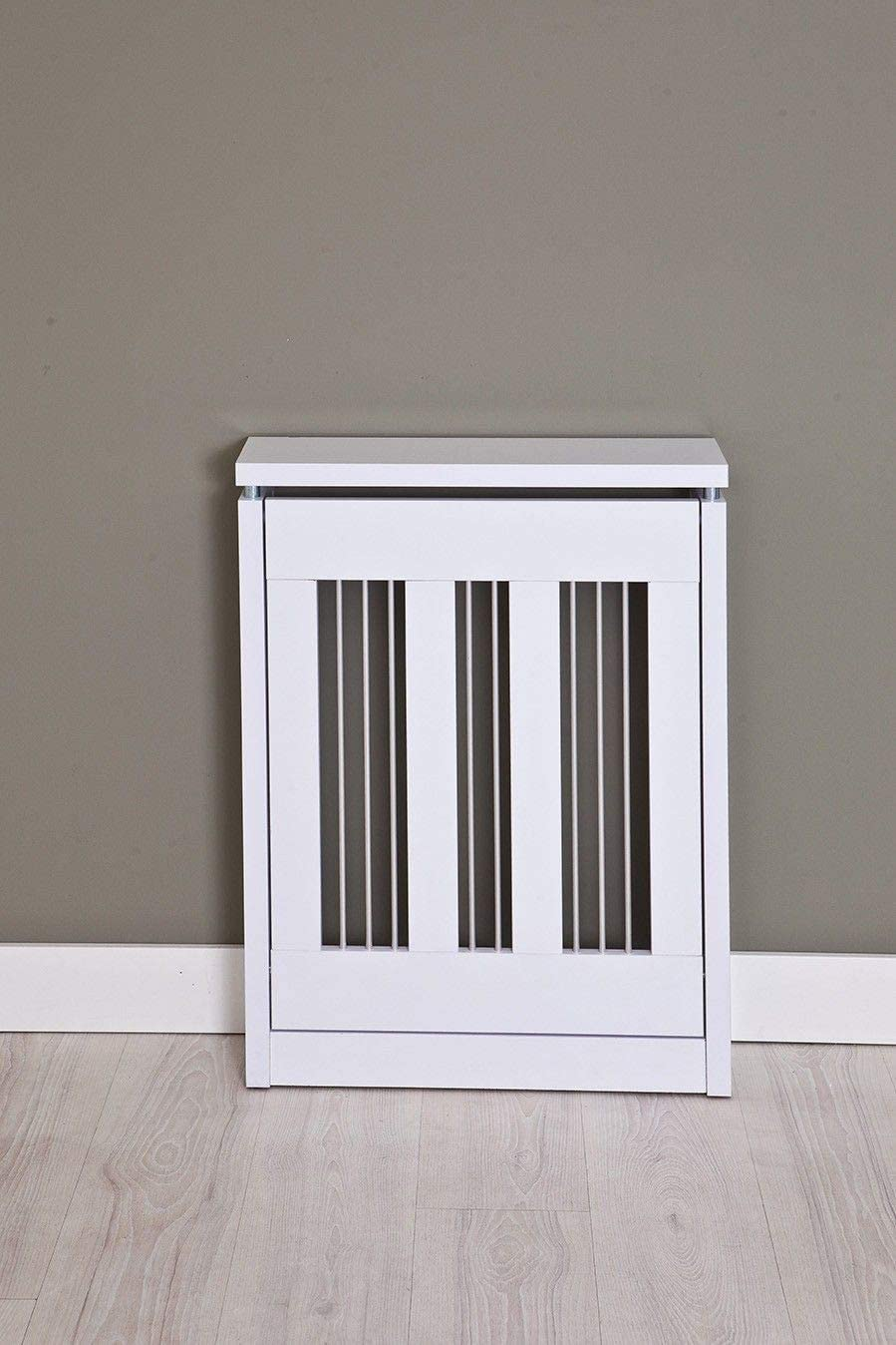 Couvre-radiateur 60 cm de Largeur Blanc Intradisa 3061