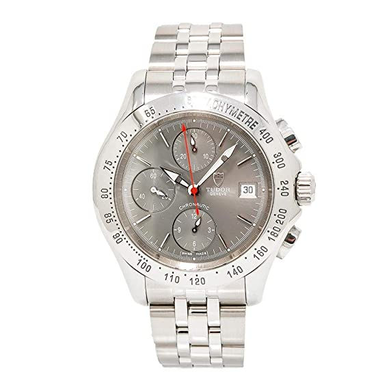 Tudor chronoautic automatic-self-wind Mens Reloj 79380 (Certificado) de segunda mano