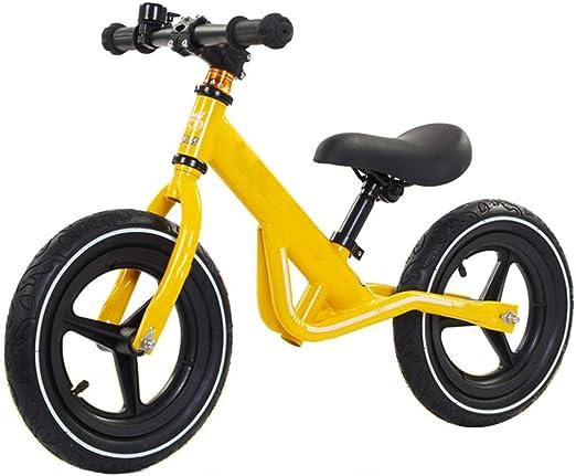 YJFENG-bicicleta de equilibrio Bicicleta Sin Pedales Pedal ...