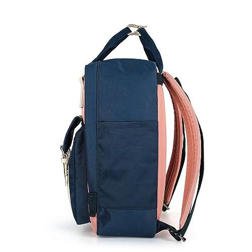 Amazon.com: Patchwork Backpack Women Large Capacity Waterproof Backpack Bags For Women Fashion Vintage Kanken Backpack Mochilas,701: Shoes
