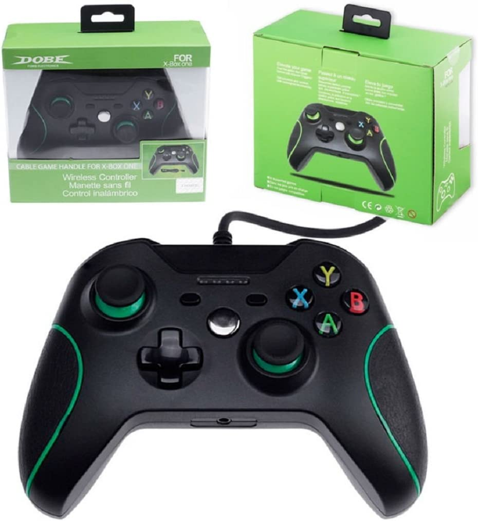 Dobe Microsoft Xbox One USB Wired Controller Gamepad Joystick para ...