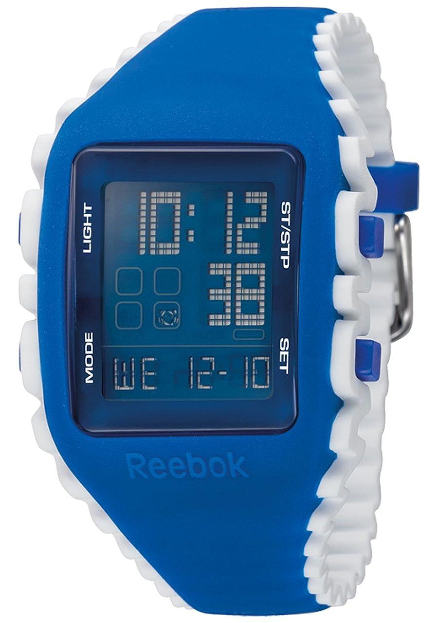 Reebok RF-WZ1-G9-PLIW-LW - Reloj de Cuarzo para Hombre, Correa de Silicona