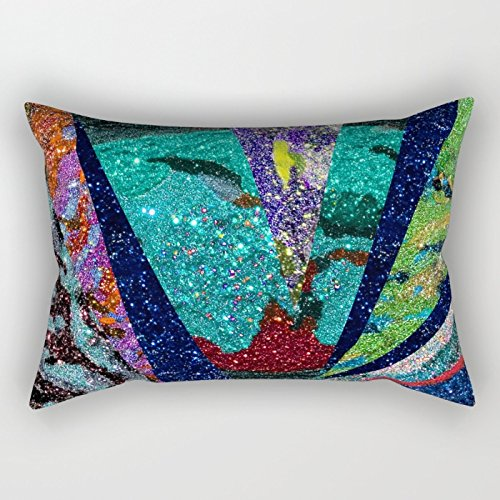 Artistdecor 20 X 26 Inches / 50 By 65 Cm Geometry Cushion Covers ,two Sides Ornament And Gift To Divan,bedding,husband,bedroom,boy