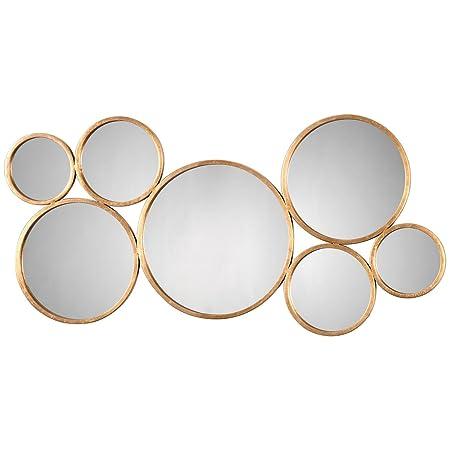 Uttermost 13934 Kanna Wall Mirror, Gold