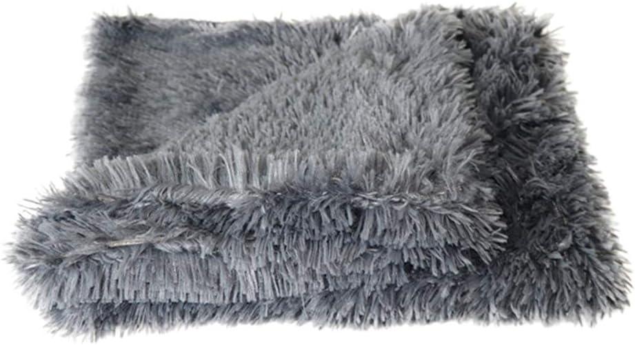 Smilikee Pet Dog Blanket And Throw Velvet Plush Washable Soft Fluffy Cat Large Blanket for Beds Sofa Car Seat Cushion Sleep Mat