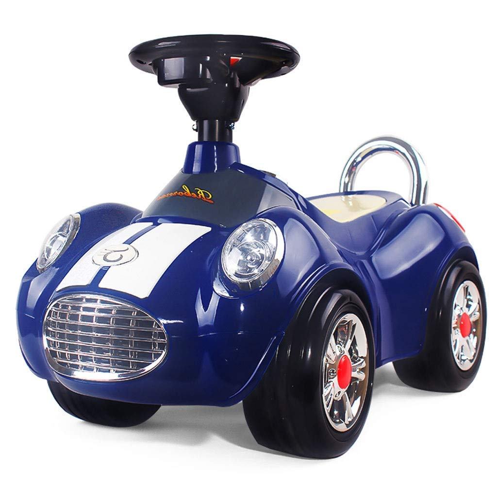 Hejok NiñOs Swing Car, Carro Equilibrio para NiñOs Coche ...