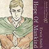 Tv Anime(Attack On Titan)Character Image Song Series Vol.07 Erwin Smith(Cv:Daisuke Ono)