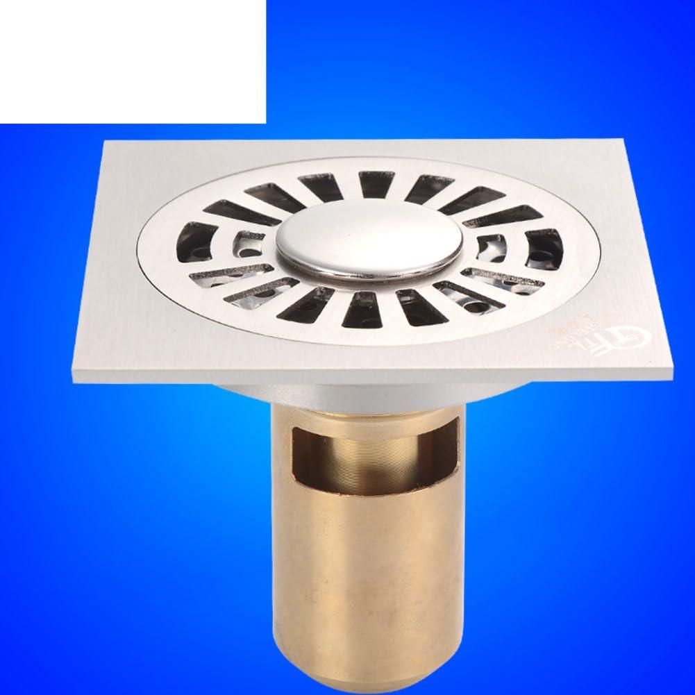 sanitary floor drain/Copper thickened deodorant drain-E