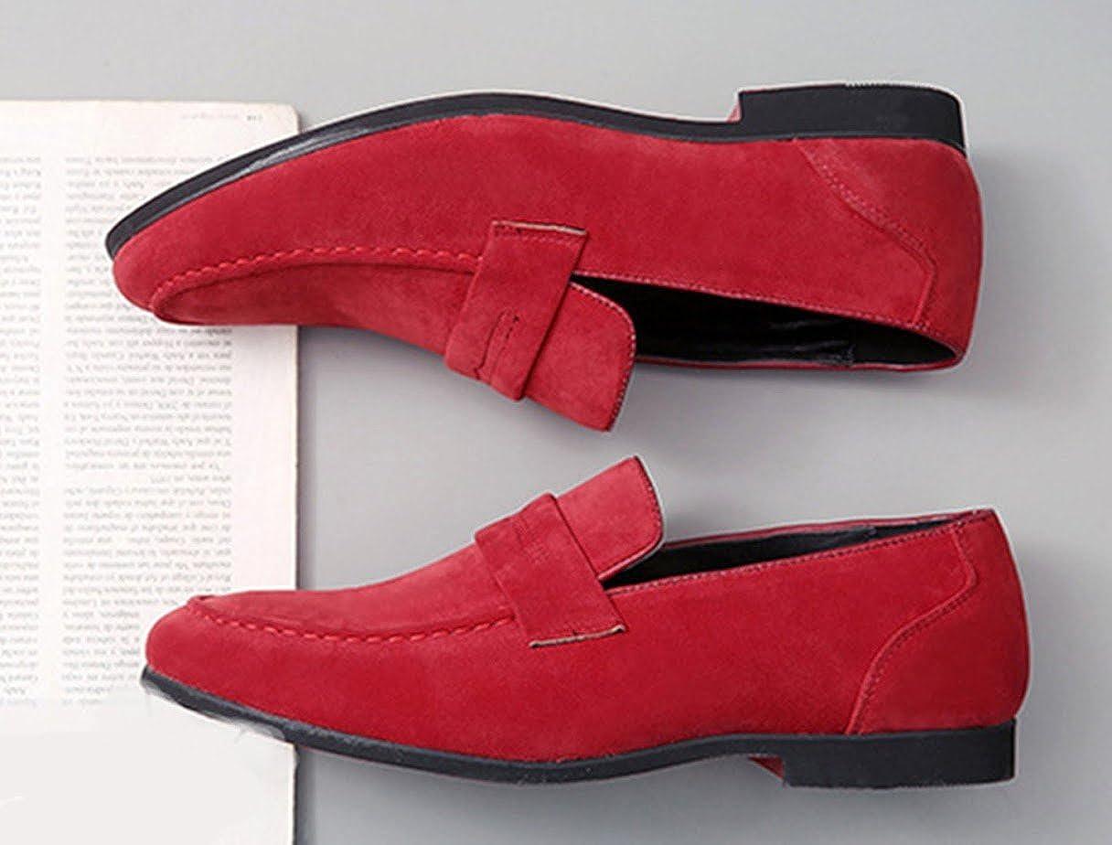Bebete5858 Extra particulièrement Grande taille 48 Mode Grande taille Cuir  Bateau. Chaussures Slip on décontracté Chaussures pour homme  Amazon.fr  ... c085c63f738d