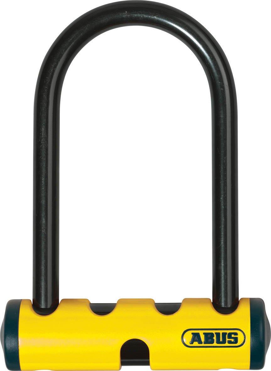 Abus U-mini 401 – Yellow, 80x145mm