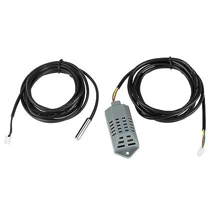 Accesorios para Incubadora Sensor de Temperatura y Humedad de alta precisión Sonda Controlador de Termostato Industrial