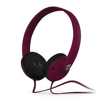 Skullcandy Uprock 2.0 - Auriculares de diadema abiertos (con micrófono) Púrpura: Amazon.es: Electrónica