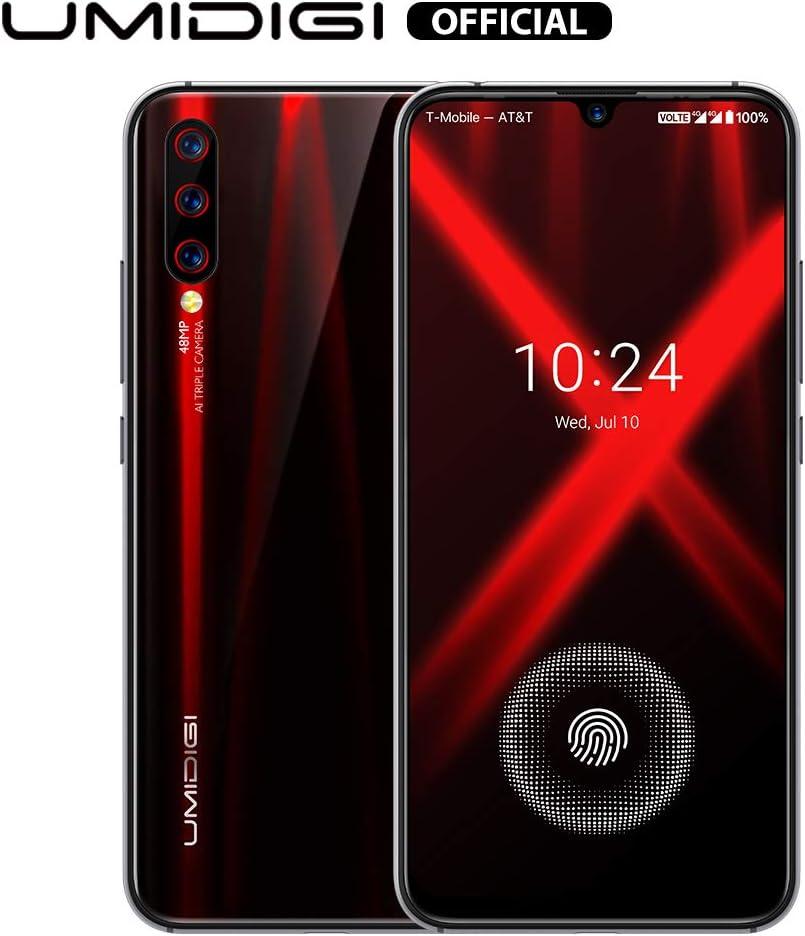 Umidigi X mit Stock Android