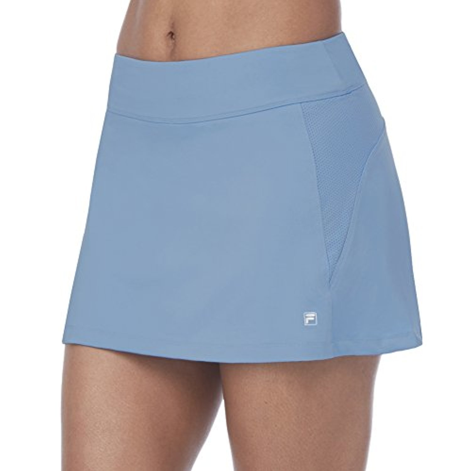 9f168c0fda 100% Polyester A-line skort- This skort has a fashionable A-line hem.  Coolmax lining- A Coolmax lining helps keep you from overheating and  reduces ...