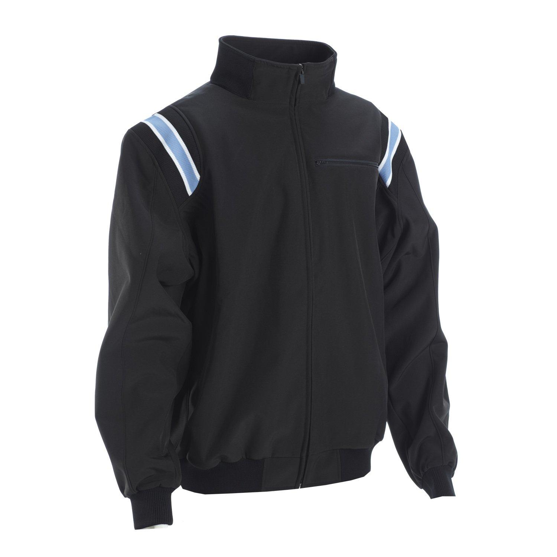 Adams USA Smitty Pro Style Cold Weather Jacket (Navy/Powder Blue, 4X-Large)