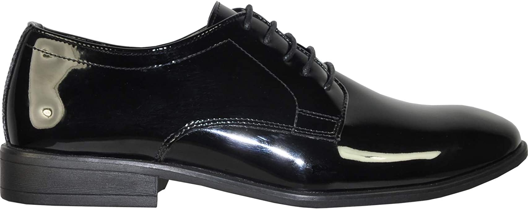 VANGELO Men Oxford Dress Shoe Formal