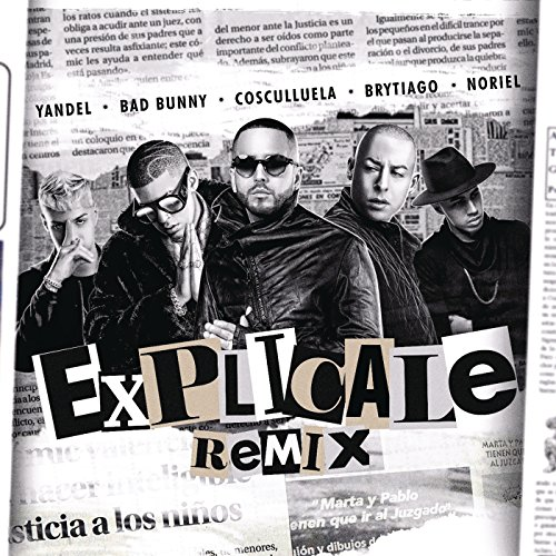 Various artists Stream or buy for $0.99 · Explícale (Remix)