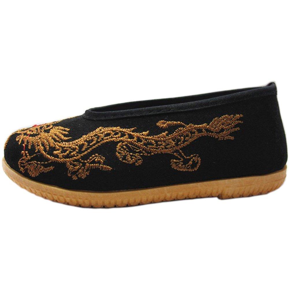 KVbaby Zapatos de Artes Marciales Kung Fu Zapatillas para Correr Niñ os Zapatillas de Deporte