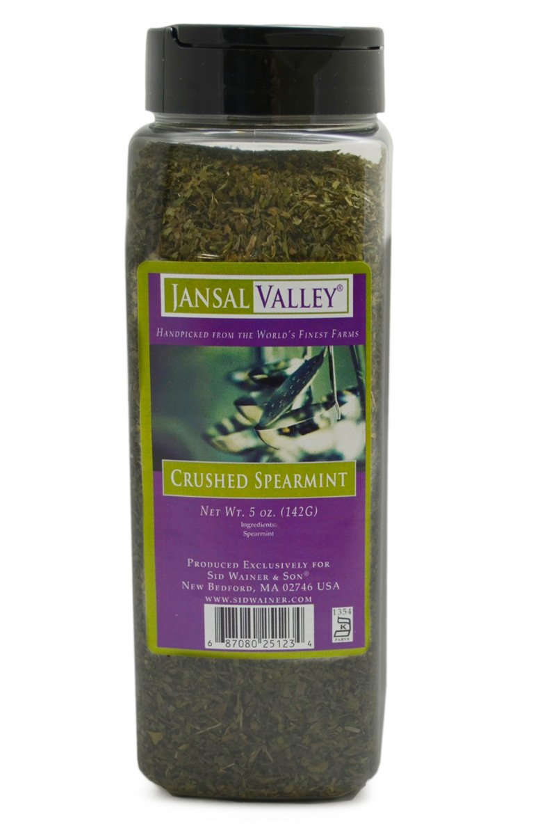 Jansal Valley Crushed Spearmint, 5 Ounce
