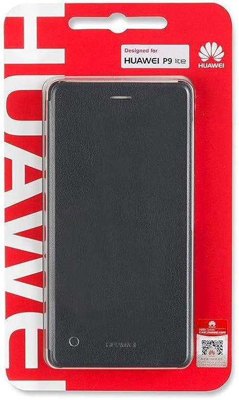 Huawei P9 Lite Flip Cover - Funda oficial para Huawei P9 Lite ...