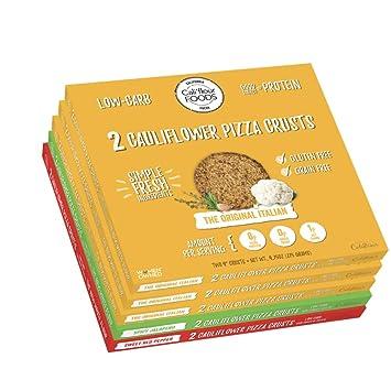 Paquete surtido de masas de pizza Califlour foods, de ...