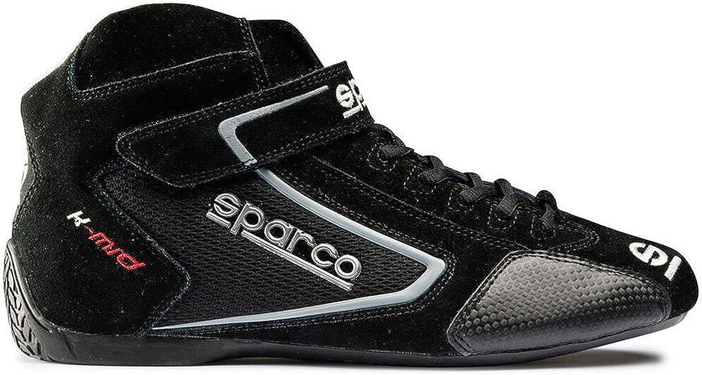 Sparco K Mid Sl 3 Go Kart Rennstiefel Schwarz 39 Schuhe Handtaschen