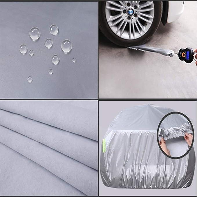Amazon.es: LBYMYB Trajes de protección solar a prueba de lluvia BMW Serie 1, Serie 3, Serie 5, Serie 725li320li, X1, X3, X5, Volvo XC60, S90, XC90, Peugeot, ...