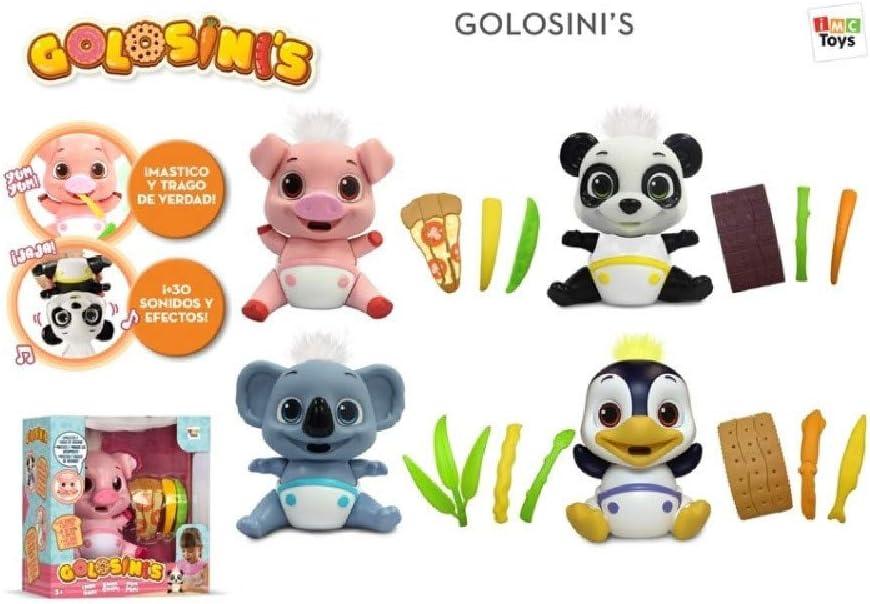 IMC Toys- GOLOSINI'S Juguete, Color variado, Talla unica (China 1) , color/modelo surtido