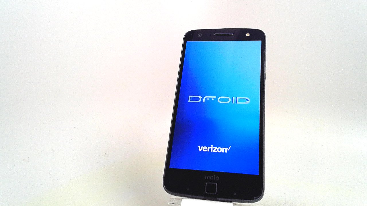 Motorola Moto Z Droid Force XT1650-02 Lunar Grey 32GB - Verizon Wireless