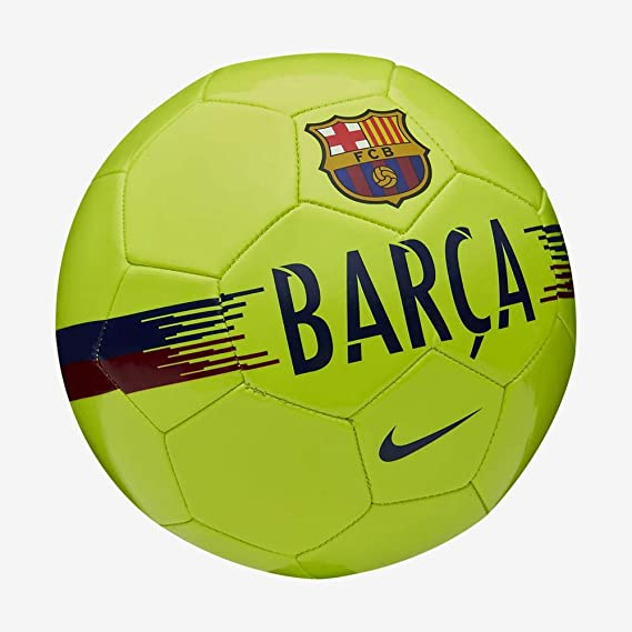 Nike FCB Nk Sprts Balón, Unisex Adulto: MainApps: Amazon.es ...