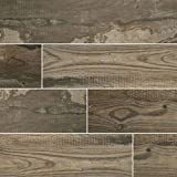 MSI Stone NSALMUS6 X 40 Salvage Musk Wood Look Tile with Matte Finish, 6'' x 40'', Gray