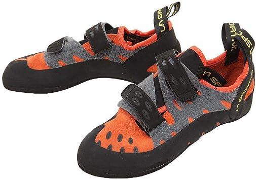 La Sportiva Tarantulace Flame Zapatos de Escalada Unisex Adulto