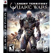 Enemy Territory: Quake Wars - PS3 (Used, With Book)