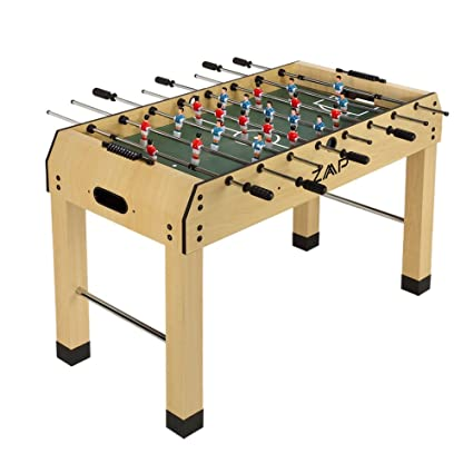 Amazon Com Zaap 4 Foot 48 Foosball Table Soccer Football Table
