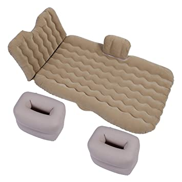Teng Peng cama de aire-Coche Cama de aire Multifuncional para viajes de viaje Descanso