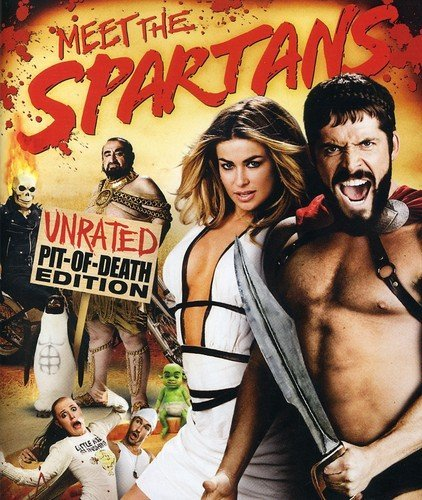 Meet The Spartans - Pit Of Death Edition [Blu-ray]]()