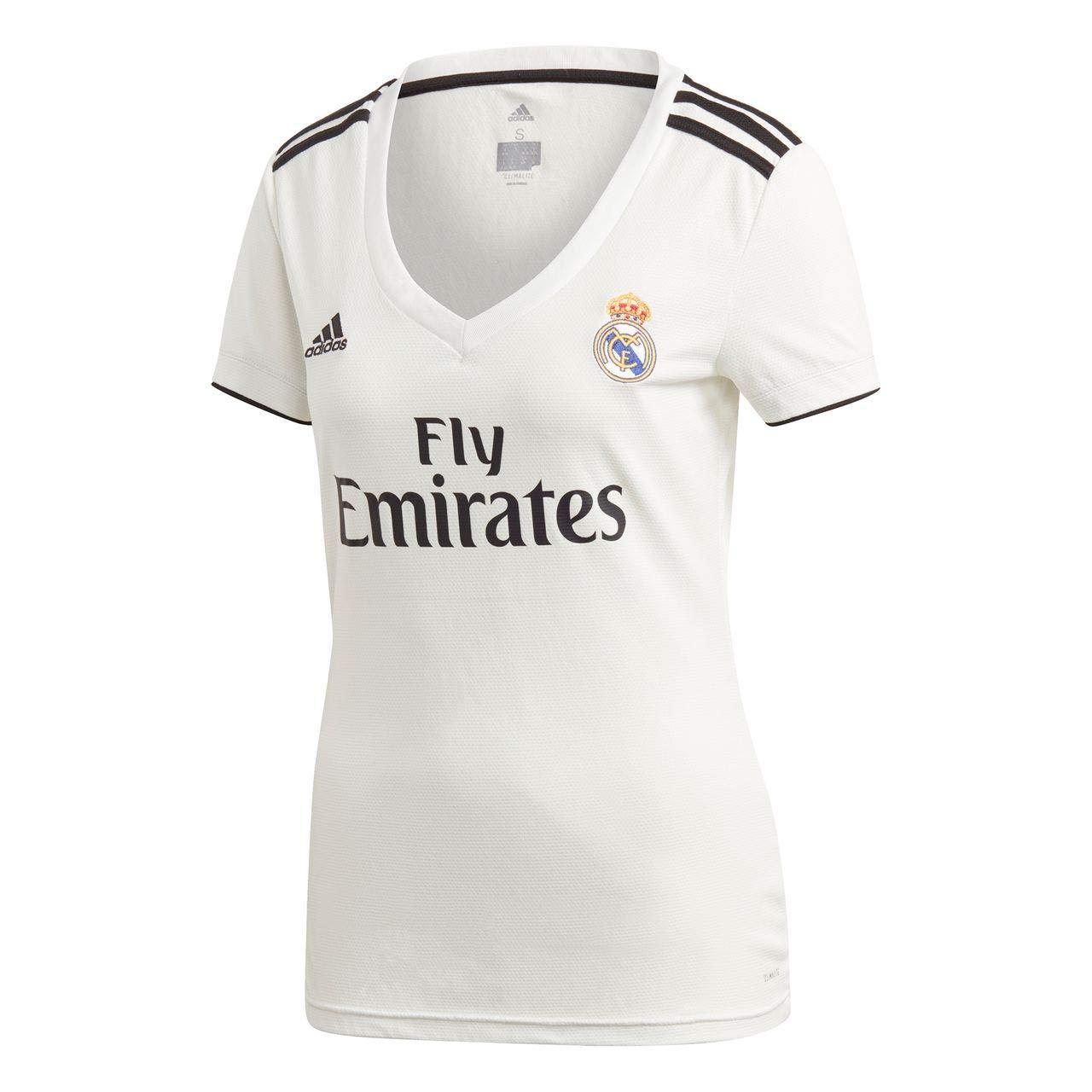 Adidas Damen 18 19 Real Madrid Home Trikot