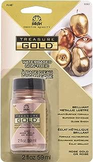 product image for FolkArt Treasure Paint 2oz-Rose Gold, 2 Fl Oz