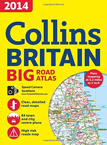 Read Online 2014 Collins Britain Big Road Atlas (International Road Atlases) pdf
