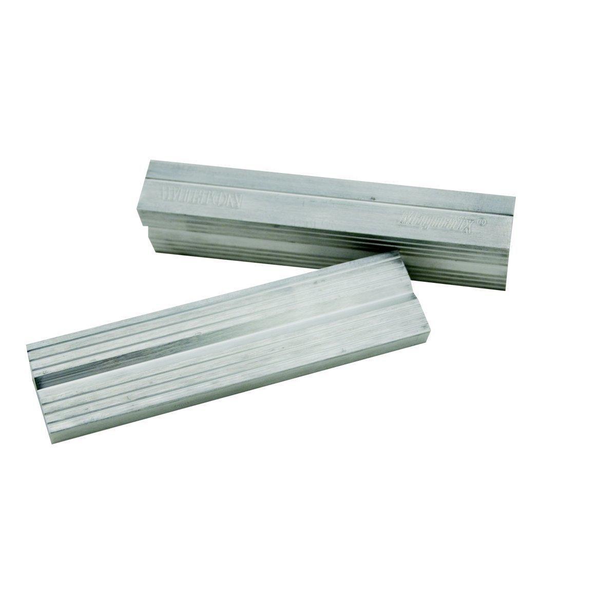 Wilton 14831 A-6, Aluminum Jaw Cap, 6-Inch Jaw Width, 2 -Pack