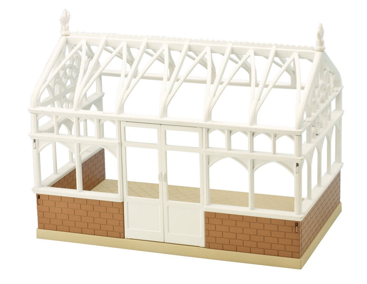 Sylvanian Families Conservatory: Amazon.co.uk: Toys & Games