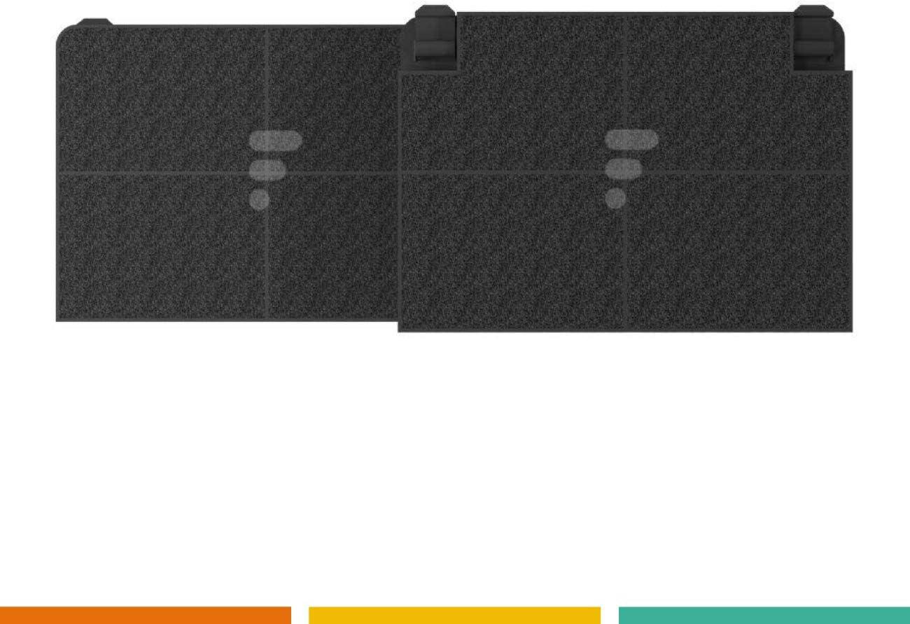 FAC FC29 – Filtro de carbón 192 x 136 x 20 compatible campana 5403001 Roblin 6093093 Faber 468117 Franke c00058794 Indesit 481281728947 Whirlpool: Amazon.es: Grandes electrodomésticos