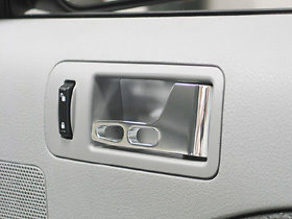 Amazon 2005 09 Ford Mustang Smooth Chrome Billet Interior Door