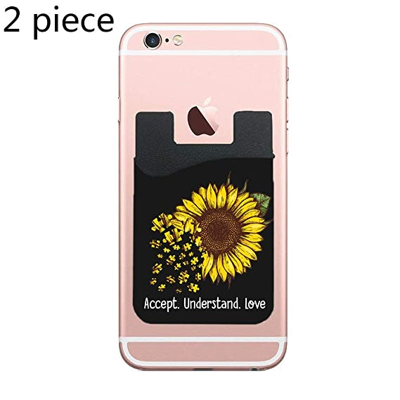 Phone Wallet Sunflower