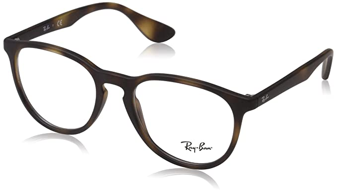 0be3a9930f Amazon.com  Ray-Ban Vista RX 5154 5491 Eyeglasses Black Havana  Clothing