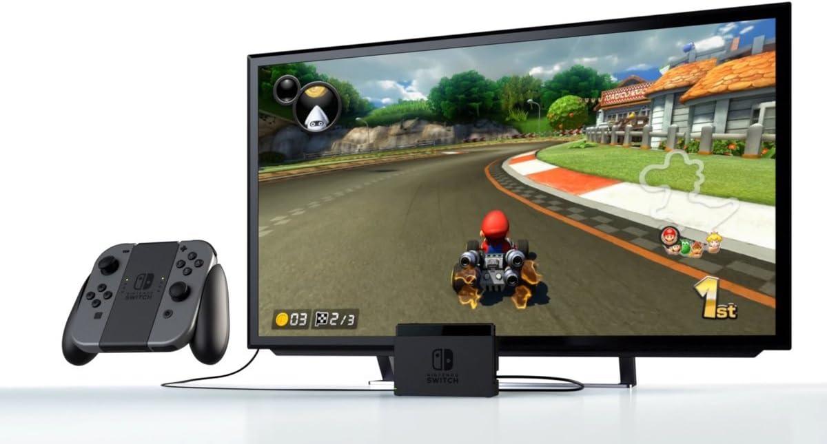 Nintendo Switch Consola 32Gb Azul/Rojo Neón + Mario Kart 8 Deluxe + Zelda: Breath of The Wild: Amazon.es: Videojuegos
